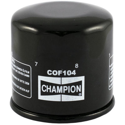 CHAMPION FILTER, OLIE OIL FILTER, COF104