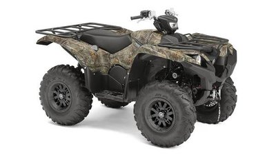 YAMAHA GRIZZLY 700 4WD EPS CAMO