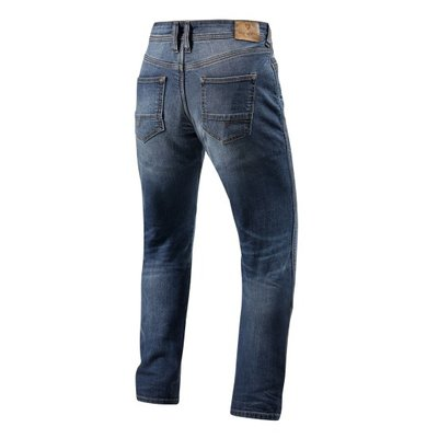 REVIT motorjeans Brentwood SF Lichtblauw Used