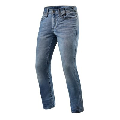 REVIT motorjeans Brentwood SF Classic Blauw Used