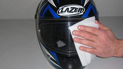 S100 Helm & Vizier reiniger