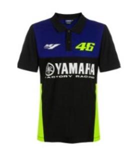 Yamaha Valentino Rossi 46 heren polo