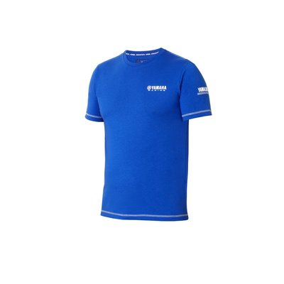 Yamaha Paddock Blue heren shirt blauw