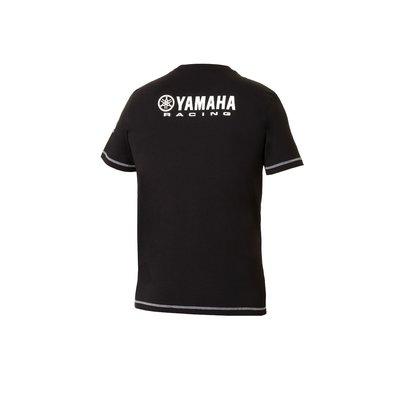 Yamaha Paddock Blue heren shirt zwart