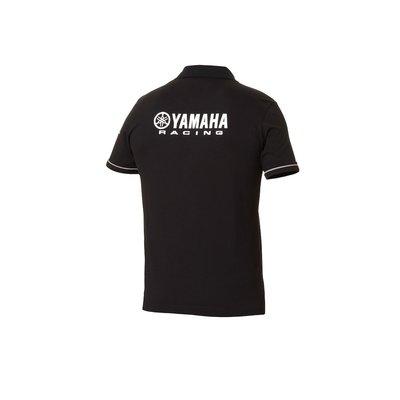 Yamaha Paddock Blue herenpolo zwart