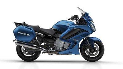 YAMAHA FJR1300AE Phantom Blue