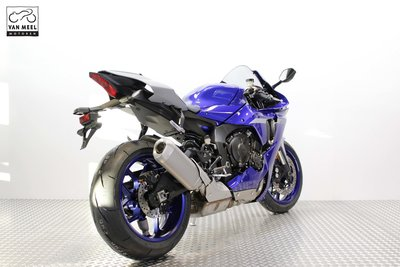 YAMAHA YZF-R1 Icon Blue
