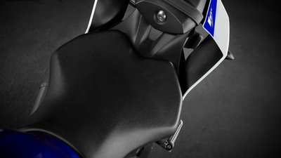 YAMAHA YZF-R6 Icon Blue