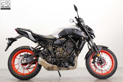 YAMAHA MT-07 Ice Fluo