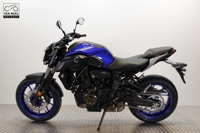 YAMAHA MT-07 Icon Blue