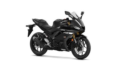 YAMAHA YZF-R3 Midnight Black