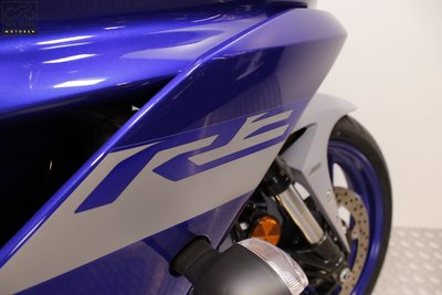 YAMAHA YZF-R3 Icon Blue