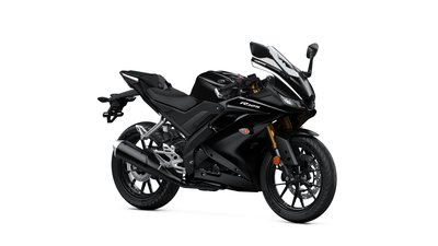 YAMAHA YZF-R125 Tech Black