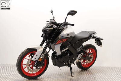 YAMAHA MT-125 Ice Fluo