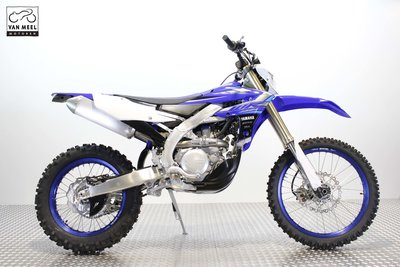 YAMAHA WR450F Racing Blue