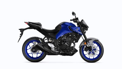 YAMAHA MT-03 Icon Blue