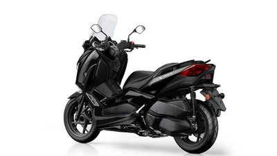 YAMAHA XMAX 400 Tech MAX Power Black