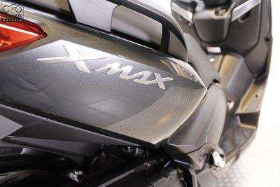 YAMAHA XMAX 400 Sonic Grey