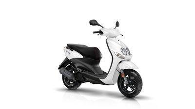 YAMAHA NEO'S 4 Competition White
