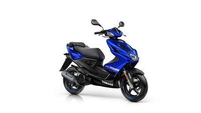 YAMAHA AEROX 4 Yamaha Blue