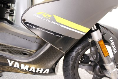 YAMAHA AEROX 4 Matt Grey