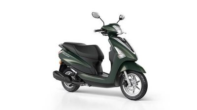 YAMAHA D'ELIGHT 125 Velvet Green