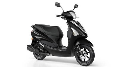 YAMAHA D'ELIGHT 125 Diamond Black