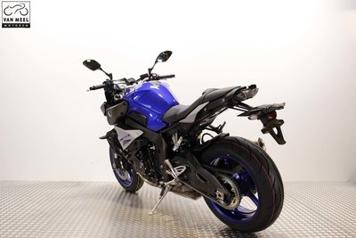 YAMAHA MT-10 Icon Blue