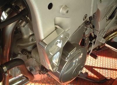 LSL CRASH-PAD MONTAGEKIT FJR 1300-05