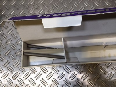 Yamaha FJR voorvork veren