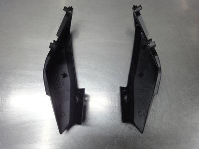Yamaha MT-09 achter kap