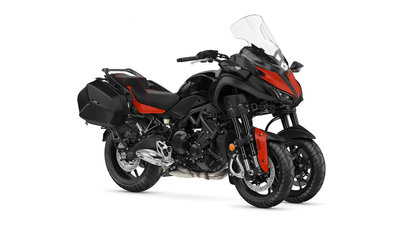 YAMAHA NIKEN GT Tech Black