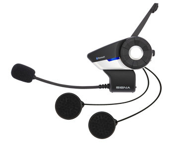 SENA 20S BLUETOOTH COMMUNICATIE HEADSET DEMO