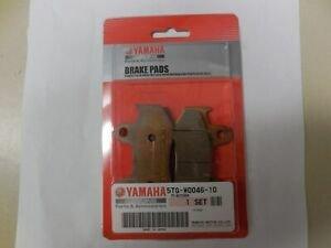 YAMAHA BRAKE PAD KIT 2 5TG-W0046-10-00