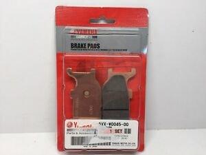 YAMAHA BRAKE PAD KIT 5LP-W0045-00-00