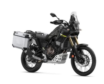 Yamaha Ténéré Explorerpakket (inclusief koffers)