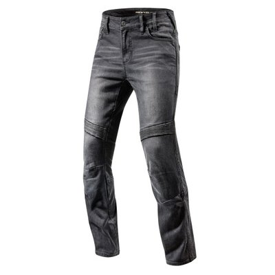 REVIT motorjeans Moto TF Zwart Ladies