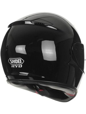 SHOEI RYD glans zwart