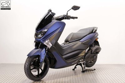 YAMAHA NMAX 155 Phantom Blue