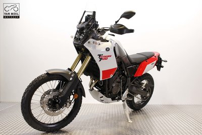 YAMAHA TÉNÉRÉ 700 Competition White