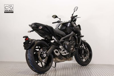 YAMAHA MT-09 Tech Black