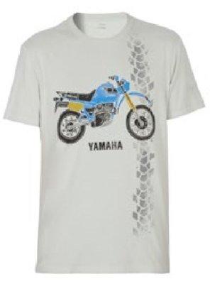 Yamaha Tenere heren shirt retro
