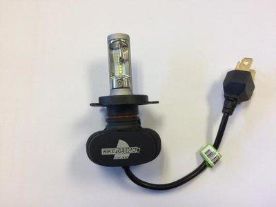 BD S1 Plus - LED lamp conversie kit LB4-6000K
