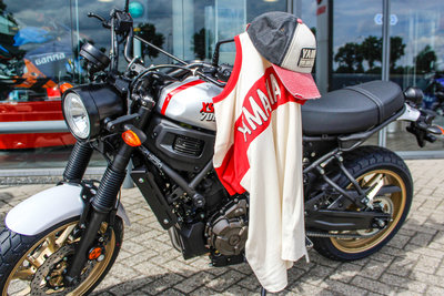 YAMAHA Faster Sons Destroyed Cap - model Aledo