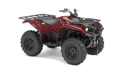 YAMAHA KODIAK 700 Ridge Red