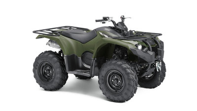 YAMAHA KODIAK 450 Olive Green
