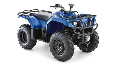 YAMAHA GRIZZLY 350 2WD Blue