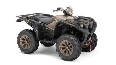 YAMAHA GRIZZLY 700 EPS SE Bronze