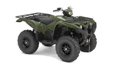 YAMAHA GRIZZLY 700 EPS ALU Olive Green