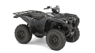 YAMAHA GRIZZLY 700 EPS Stormcloud Grey